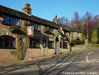 pyegreave cottages pubs